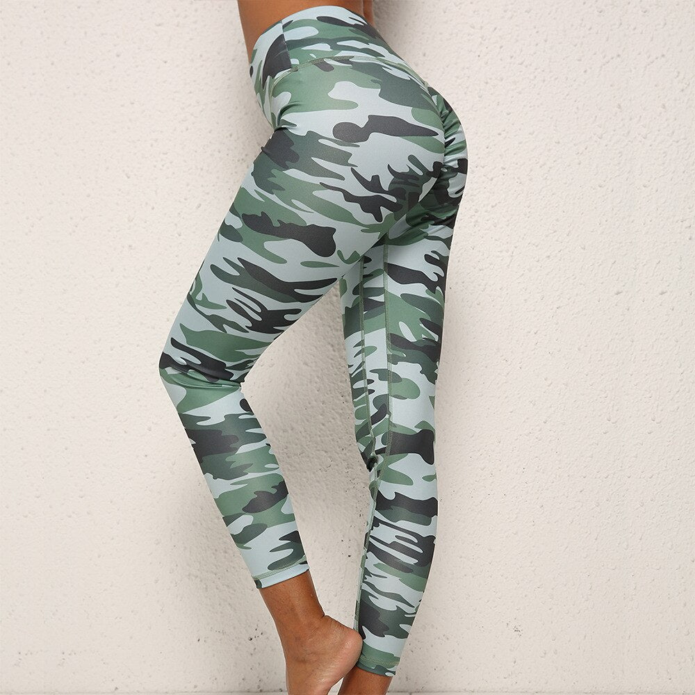 'Battle' Fitness Leggings