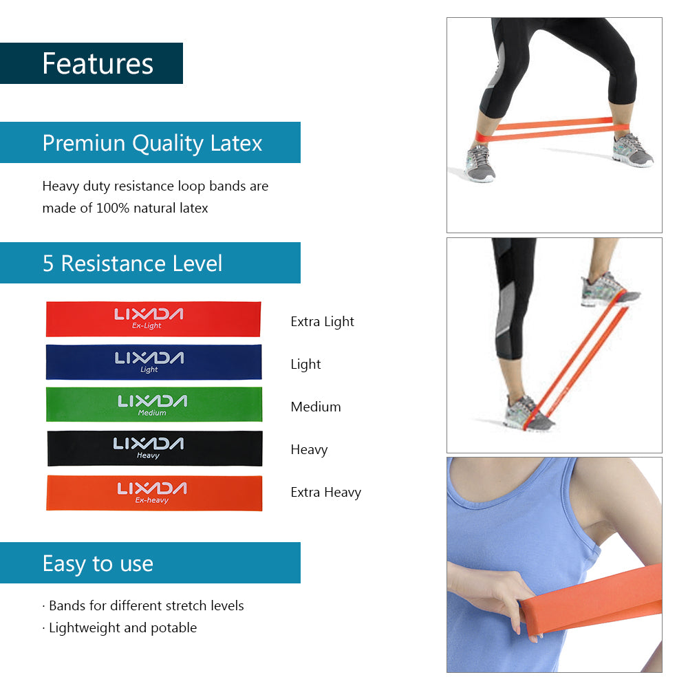Fitness Booty Bands