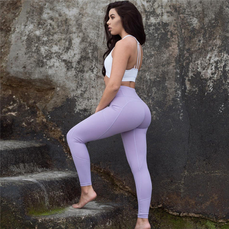 Linear Fitness Leggings