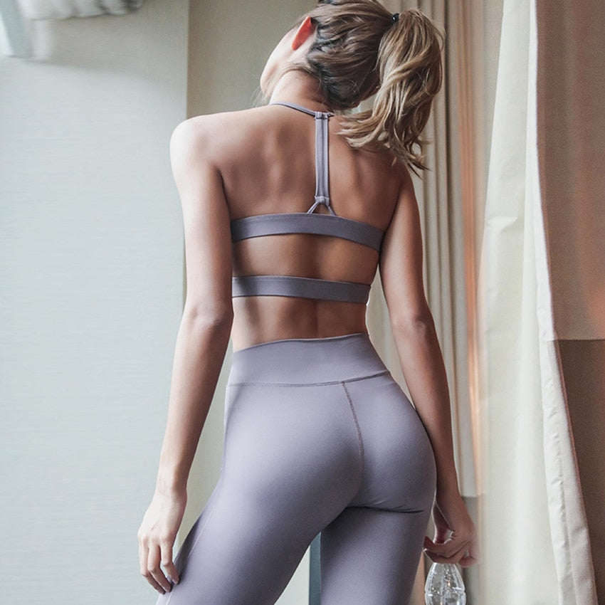 'Dropout' Fitness Leggings