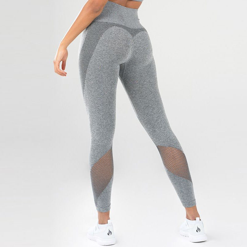 'Curved' Fitness Leggings