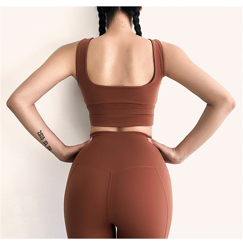 'Caramel' Fitness Leggings