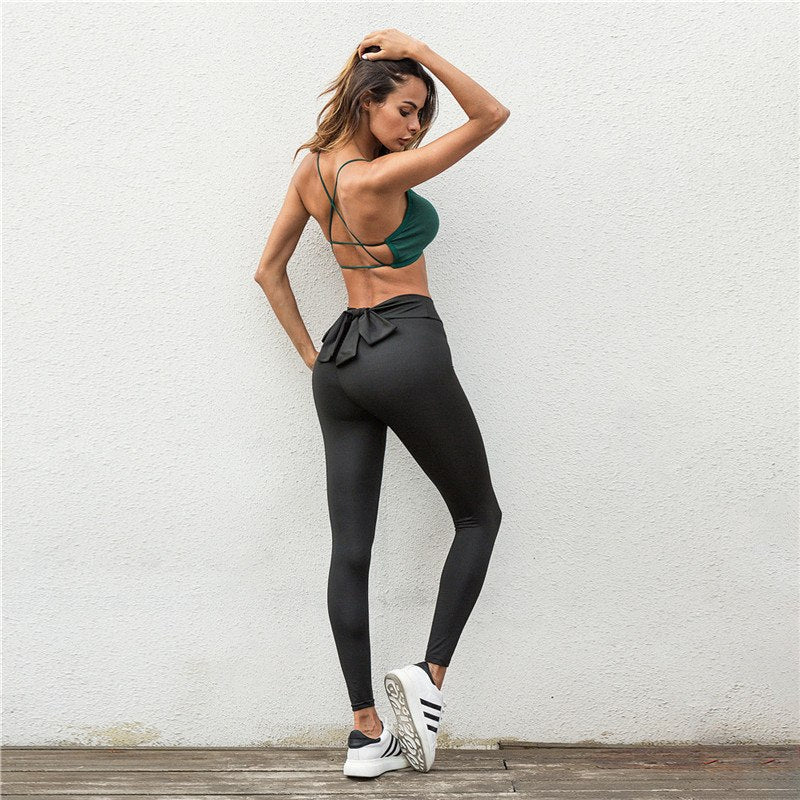 'Psycho' Fitness Leggings