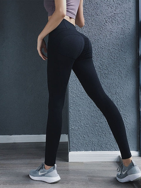 'Logos' Fitness Leggings