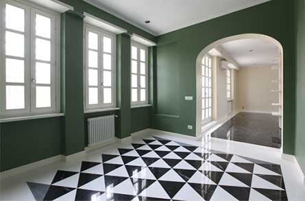 marble floor home refurbishments