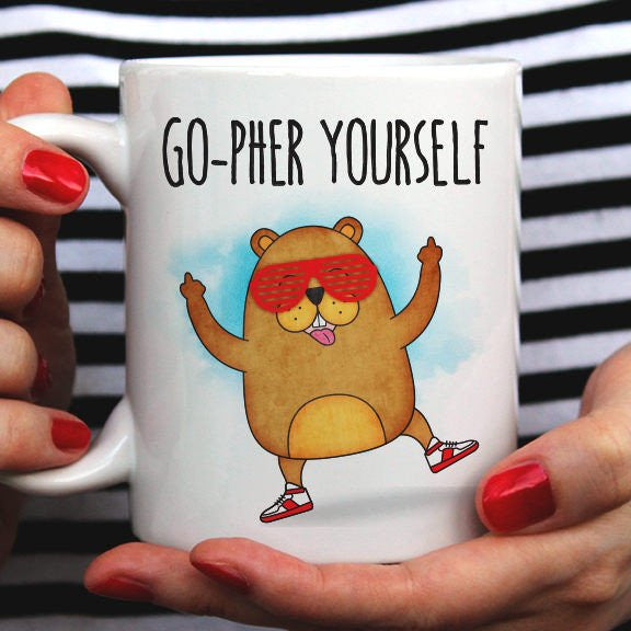 10 Punny Mugs That Will Make You LOL