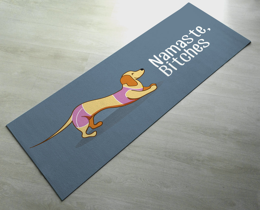 watch mat painted cute youtube diy yoga mats