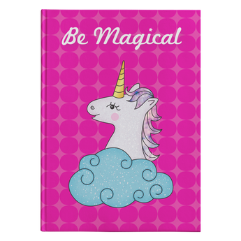 Pink Journal - Unicorn