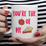Free Shipping Worldwide  - You're The Apple Of My Pie Mug
