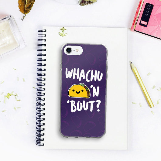 Free Shipping Worldwide - Wachu Talkin' 'Bout? Phone Case