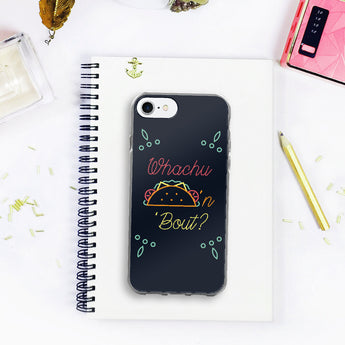 Wachu Talkin' 'Bout? Phone Case