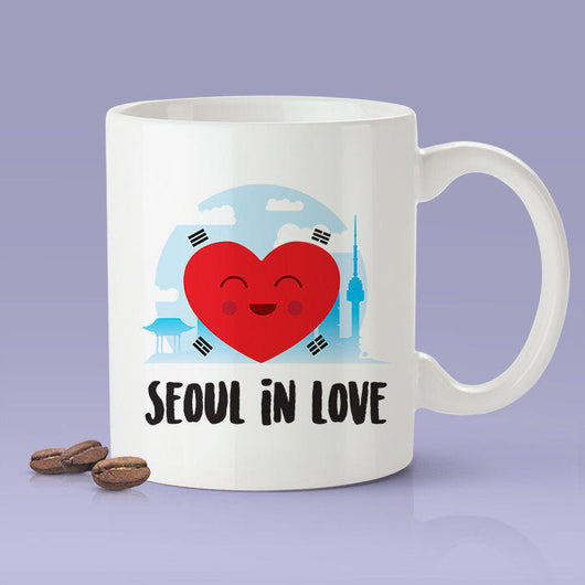 Seoul In Love [So In Love Cute Coffee Mug]