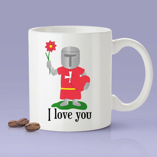 I Love You - Malta Gift Idea [For Him or Her - Makes A Fun Present] I Love You