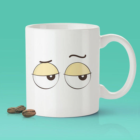 Side-Eye Coffee Mug [Gift Idea - Makes A Fun Present]