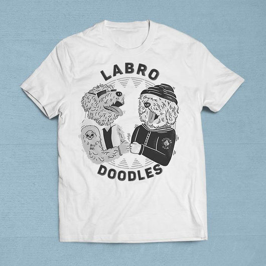 Free Worldwide Shipping - Labro Doodles [Gift Idea - Makes A Fun Present] [For Him] Bro T-Shirt XS/Small/Medium/Large/XL
