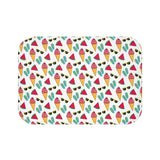 Summer Themed Bathmat - Ice Cream & Sunglasses