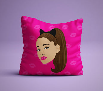 Ariana Grande, Thank U Next Parody Pillow - Break Up With Your Girlfriend