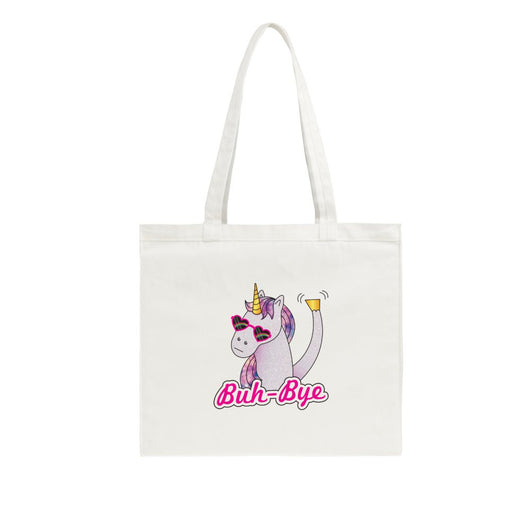 Buh - Bye Unicorn Tote Bag