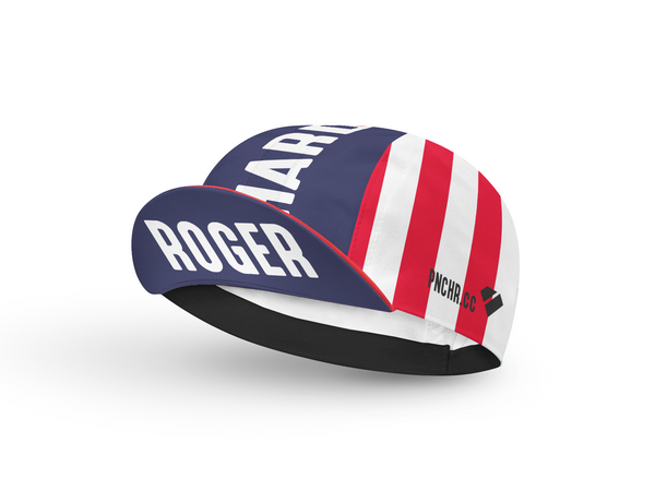 Roger cycling cap