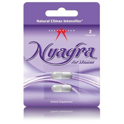 NYAGRA will heighten a woman's sexual experience to the point of explosion. The supplement also assists in making it easier for the average woman to have a female ejaculation, which is something that the majority of women never experience. NYAGRA improves