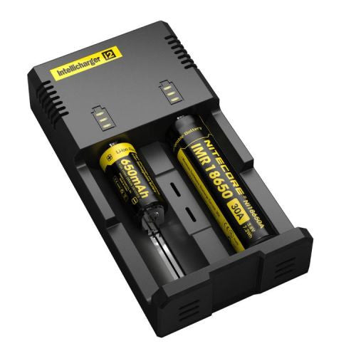 NiteCore - i2 Intelli Charger