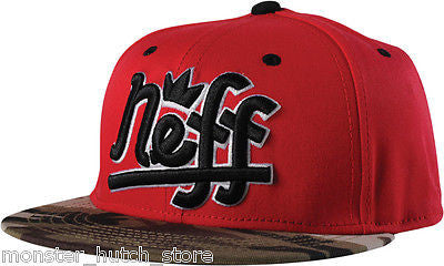 Neff BROOKS Adjustable OSFA Snap Hat