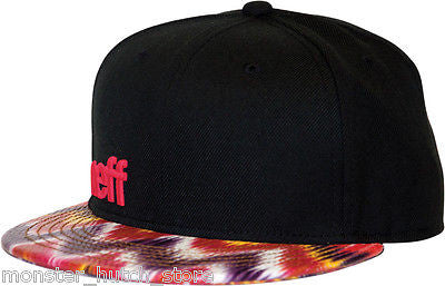 Neff DAILY Adjustable OSFA Snap Hat