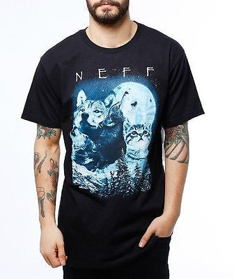 Neff UP NORTH Tee Shirt