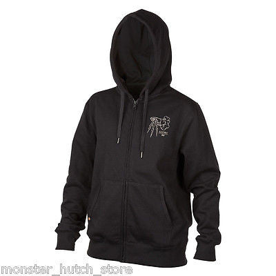 ELECTRIC CALIFORNIA GITMO ZIP HOODIE BLACK