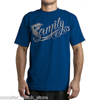 Famous Stars & Straps BIG FAMILY Tee Shirt