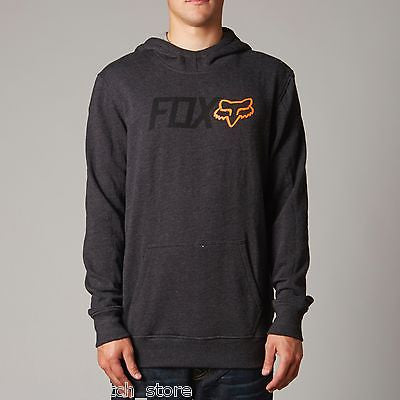 Fox Racing WARMUP PULLOVER HOODIE BLACK