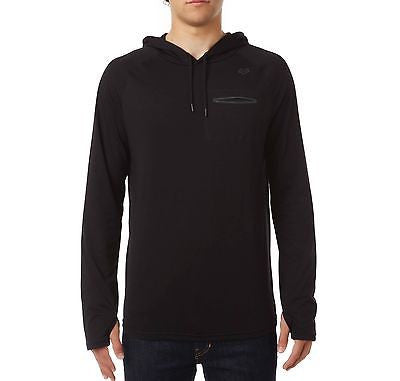 Fox Racing TECH LS FOXTECH HOODIE BLACK
