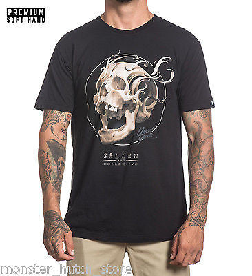 Sullen BONE FILIGREE Tee Shirt