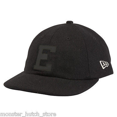 NEW WITH TAGS Electric California MINORS New Era Adjustable Hat BLACK LIMITED