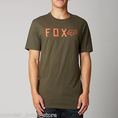 Fox Head Racing SHOCKBOLT Premium Tee GREEN