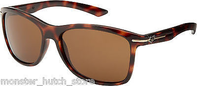Fox Racing Sunglasses DOUBLE DEUCE Brown Tortoise Bronze Lens