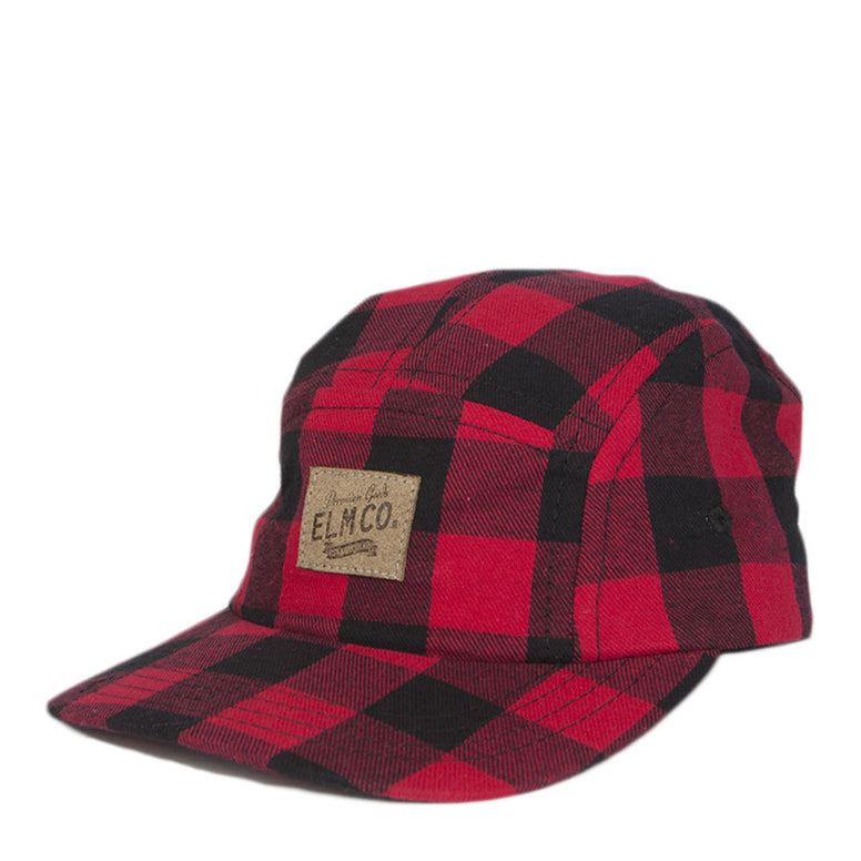Elm Company CAMELOT Camper Adjustable Hat RED LIMITED RELEASE