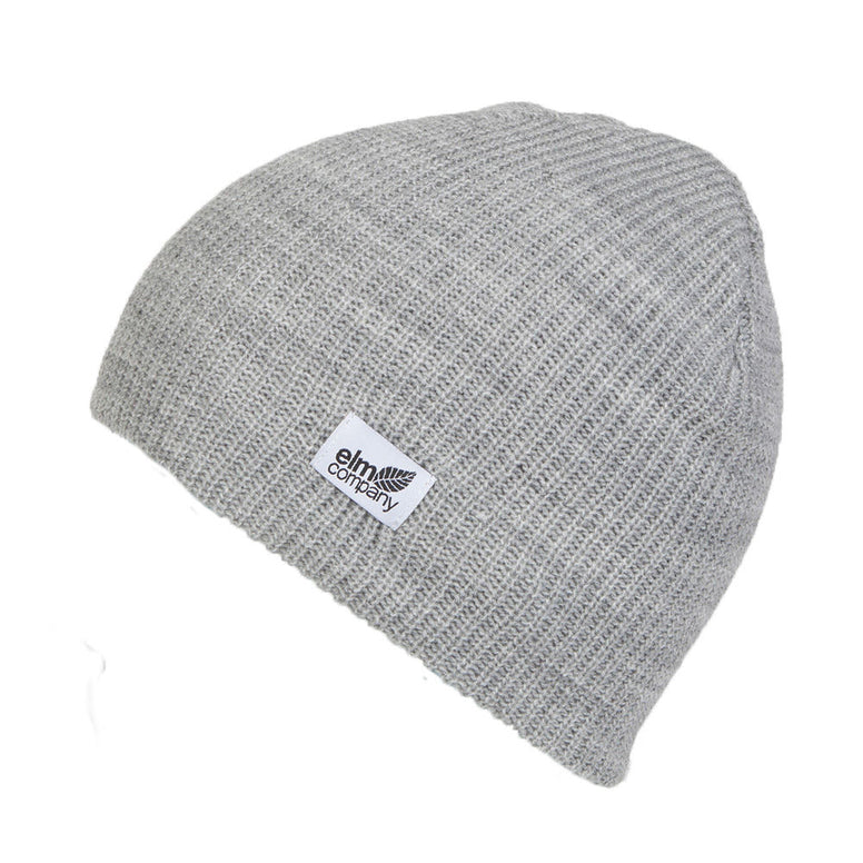 NEW WITH TAGS Elm Company Unisex CLASSIC Beanie HEATHER LIMITED RELEASE EDITION