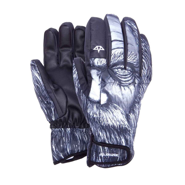CELTEK GORE TEX EL NINO OLD MAN WINTER SNOWBOARD GLOVE