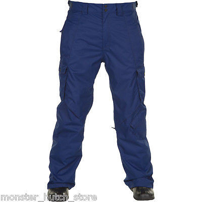 O'NEILL EXALT SNOW PANT ATLANTIC BLUE