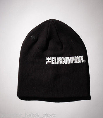 BRAND NEW WITH TAGS Elm Company THE BLOCK Beanie BLACK LIMITED RELEASE RARE