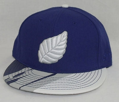 BRAND NEW WITH TAGS Elm Company VANDAL Fitted Hat Blue LIMITED RELEASE RARE