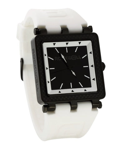 ROCKWELL THE CARBON FIBER LITE WATCH WHITE BLACK