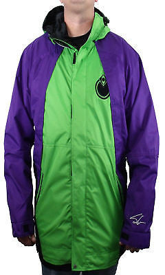 Nomis SC Signature Snowboard Jacket GREEN
