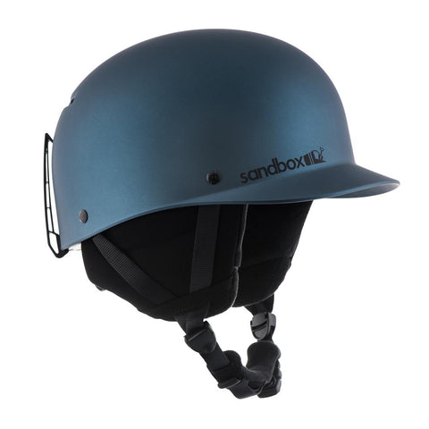 Sandbox APEX Classic 2.0 Snow Helmet MATTE BLUE STEEL