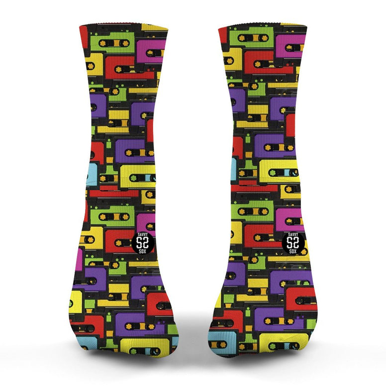 SAVVY SOX CLASSIC TAPES SOCKS