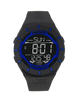 ROCKWELL THE COLISEUM FIT WATCH BLACK BLUE