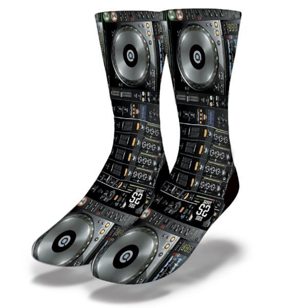 SAVVY SOX DJ SET SOCKS