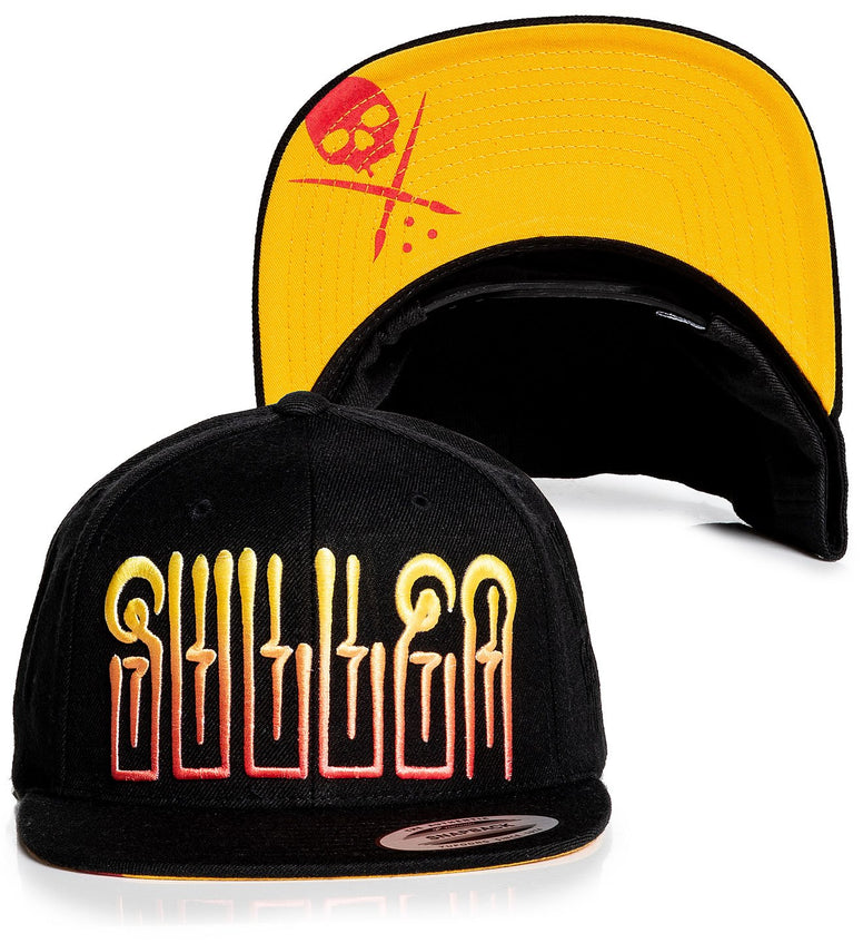 Sullen Collective FAT CAP SNAPBACK HAT