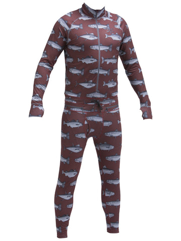 Airblaster ninja suit tie dye monster hutch llc airblaster hoodless ninja suit burgundy fish ccuart Image collections